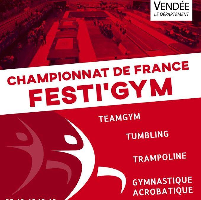 Championnat de France de Trampoline, tumbling et gymnastique acrobatique