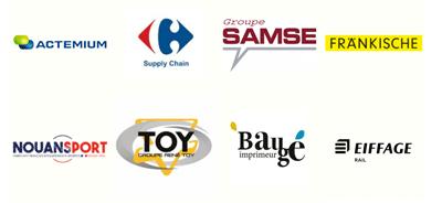 100% FRET : Clients & Partenaires